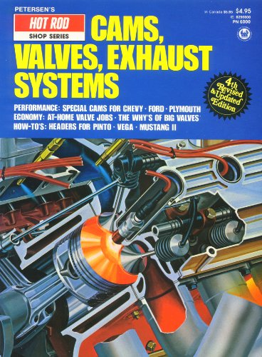 9780822750109: Basic Cams Valves and Exhaust Systems