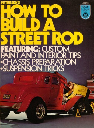 9780822750352: How to build a street rod