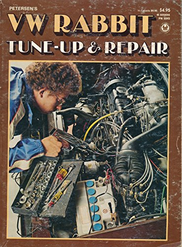 Vw Rabbit Tune Up and Repair (0822750457) by Spence Murray