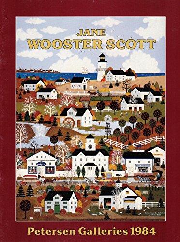Jane Wooster Scott At Petersen Galleries: 1984 May 17 Thru June 9: edited by Jean Stern