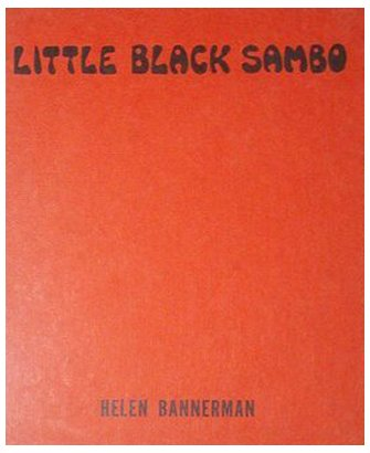 Little Black Sambo No. 354