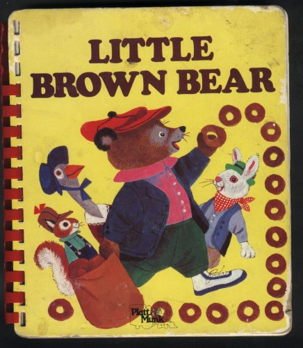Little Brown Bear (Board Book) (0822808692) by Elizabeth Upham