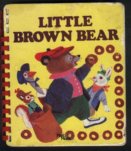 9780822808695: Little Brown Bear (Board Book)