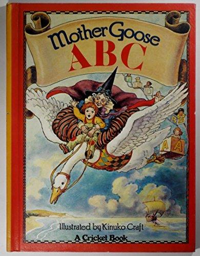 9780822865131: Mother Goose ABC (A Cricket book)