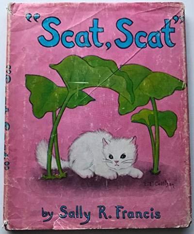 scat! scat!: francis, sally r.