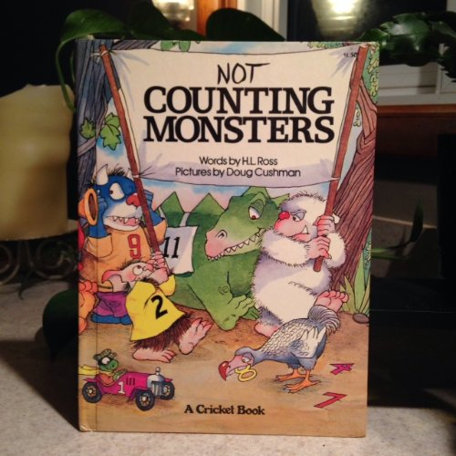 9780822865247: Not Counting Monsters