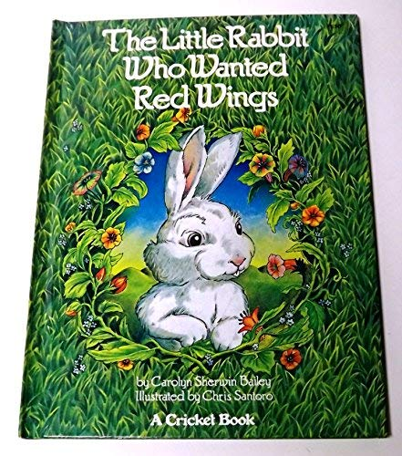 9780822865254: The Little Rabbit Who Wanted Red Wings