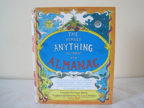 9780822871057: The almost anything you might ask almanac (A Child guidance book)
