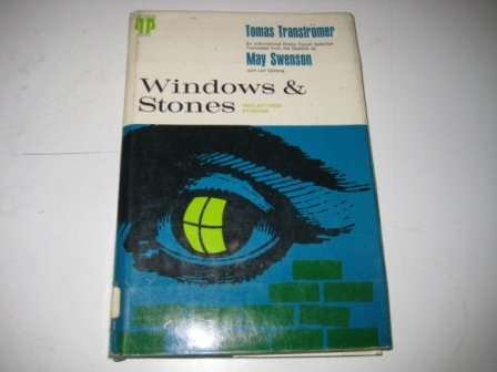 Windows and Stones: Selected Poems (Pitt Poetry Series): Transtromer, Tomas