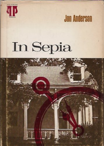 9780822932789: In Sepia (Pitt Poetry Series)
