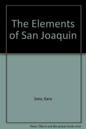 9780822933397: The Elements of San Joaquin