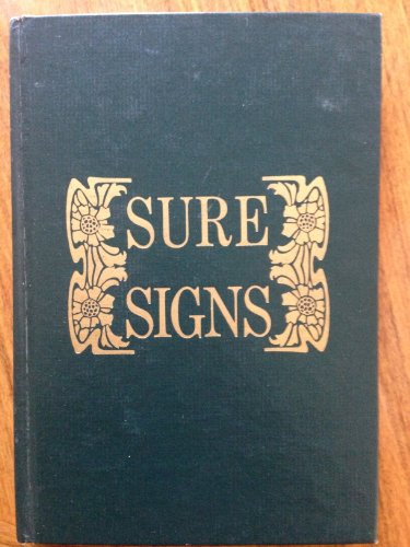 9780822934103: Sure Signs: New and Selected Poems (Pitt poetry series)