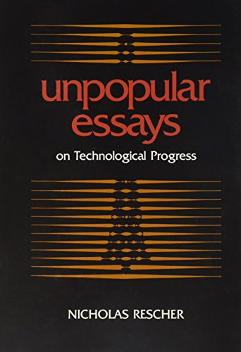 unpopular essays on technological progress