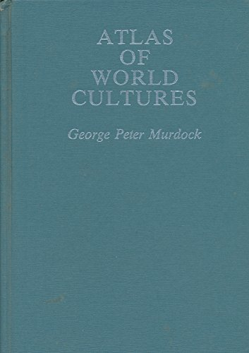 9780822934325: Atlas of World Cultures