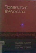 9780822934691: Flowers from the Volcano (Pitt Poetry Series)