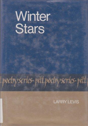 9780822935117: Winter Stars (Pitt Poetry Series)