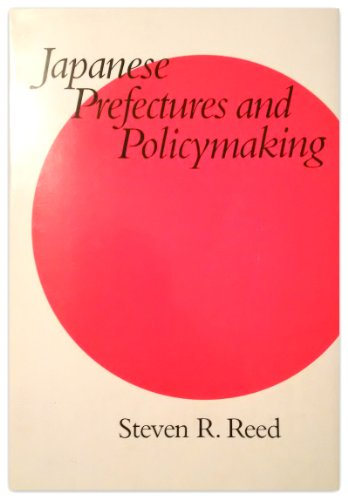 9780822935278: Japanese Prefectures and Policymaking (Pitt Series in Policy and Institutional Studies)