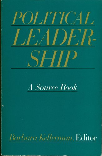 9780822935346: Political Leadership: A Source Book (Pitt series in policy & institutional studies)