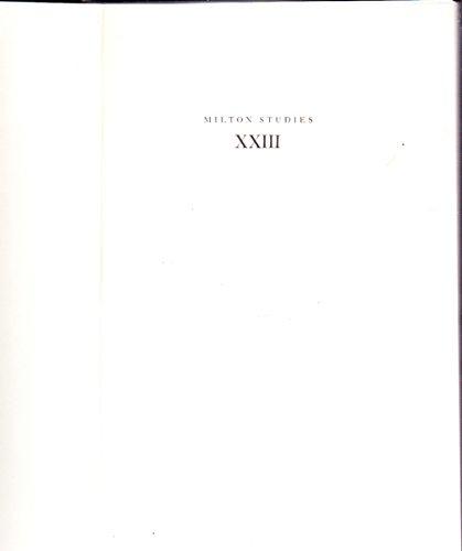 9780822935582: Milton Studies 23 (Psychometric Monographs)