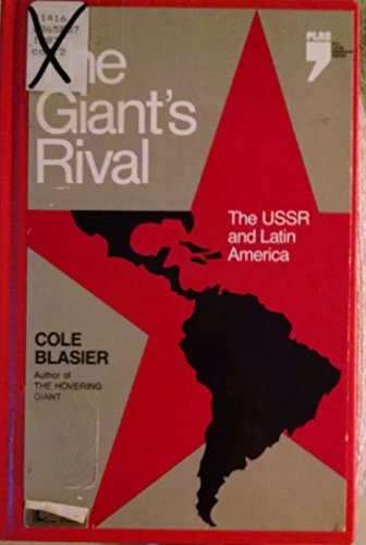 9780822935766: The Giant's Rival - The USSR and Latin America - PLAS PITT Latin America Series