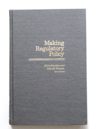 9780822936152: Making Regulatory Policy (Pitt Series in Policy and Institutional Studies)