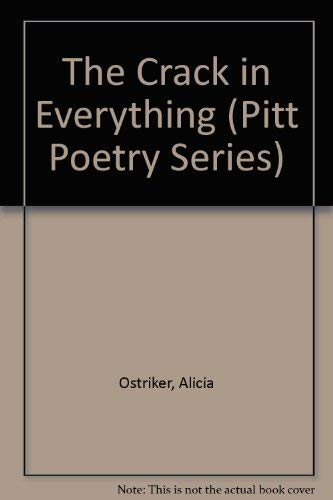 9780822939368: The Crack in Everything (Pitt Poetry Series)
