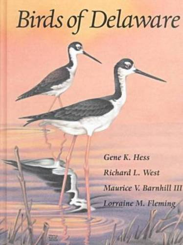 9780822940692: Birds Of Delaware (Pitt Series in Nature and Natural History)