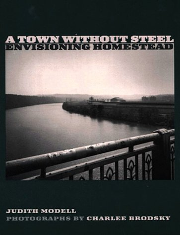 A Town Without Steel: Envisioning Homestead: Modell, Judith Schachter