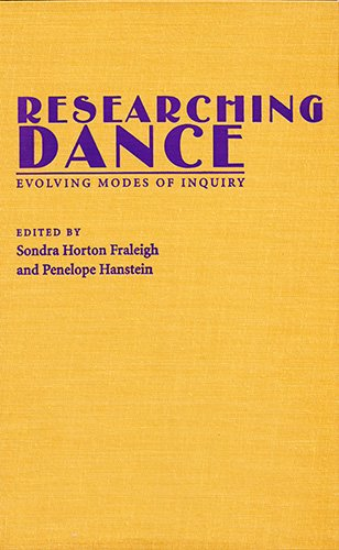 9780822940845: Researching Dance: Evolving Modes of Inquiry