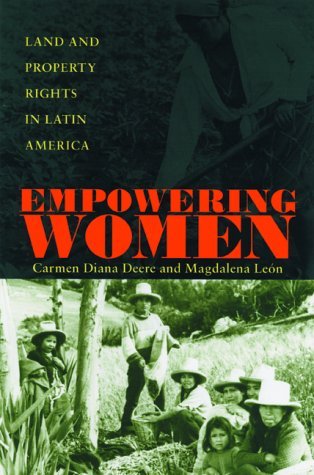 Empowering Women : Land and Property Rights: Magdalena Leon de