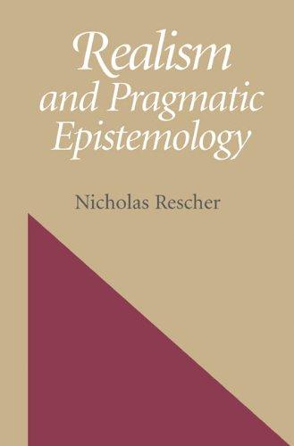 9780822942498: Realism And Pragmatic Epistemology