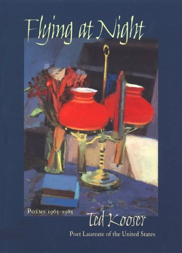9780822942580: Flying At Night: Poems 1965-1985 (Pitt Poetry Series)