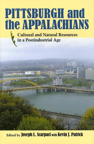 9780822942825: Pittsburgh and the Appalachians: Cultural and Natural Resources in a Postindustrial Age
