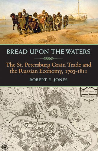 9780822944287: Bread upon the Waters: The St. Petersburg Grain Trade and the Russian Economy, 1703-1811 (Pitt Russian East European)