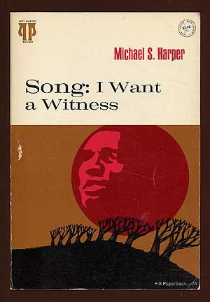 9780822952312: Song: I Want a Witness (Pitt Poetry)