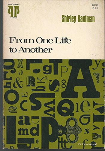From One Life to Another (0822953005) by Kaufman, Shirley