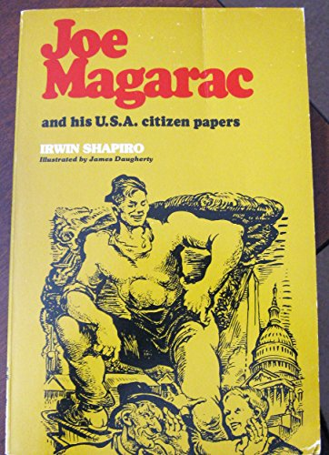 9780822953050: Joe Magarac and His U.S.A. Citizen Papers