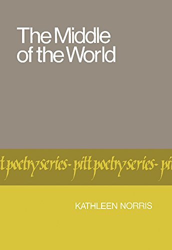 9780822953340: The Middle of the World (Pitt Poetry Series)