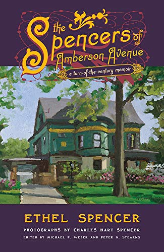 9780822953562: The Spencers of Amberson Ave: A Turn-of-the-Century Memoir