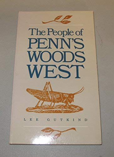 9780822953609: The People of Penn's Woods West