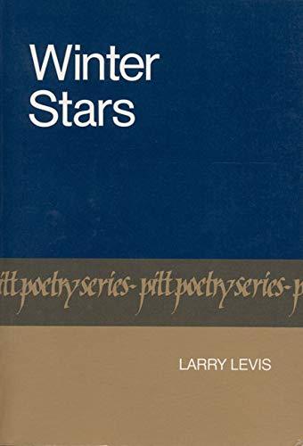 9780822953685: Winter Stars (Pitt Poetry Series)