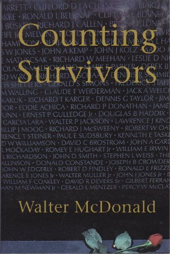 9780822955559: Counting Survivors (Pitt Poetry)