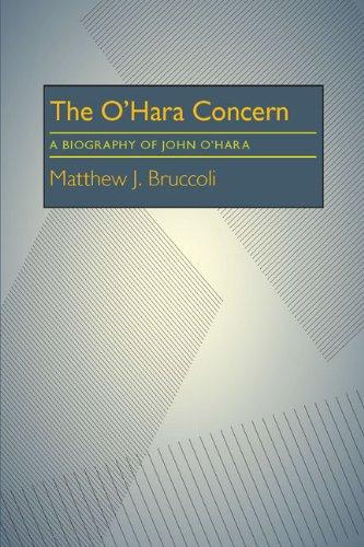 9780822955597: The O'Hara Concern: A Biography of John O'Hara