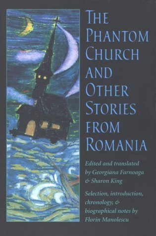 9780822956082: The Phantom Church and Other Stories from Romania (Pitt Russian East European)