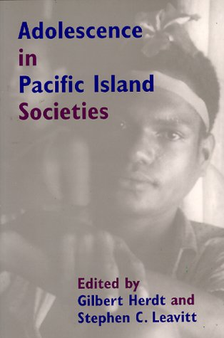9780822956723: Adolescence in Pacific Island Societies (Pitt Assn Soc Anth Oceanic)