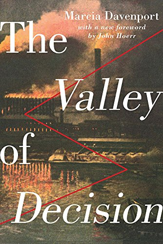 The Valley Of Decision: Marcia Davenport