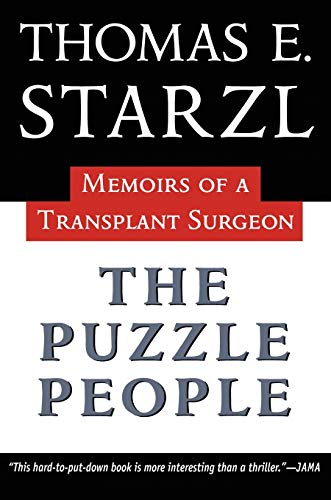 9780822958369: The Puzzle People: Memoirs Of A Transplant Surgeon