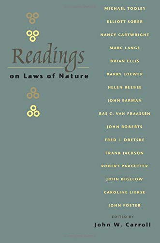 Readings On Laws Of Nature: Carroll, John W.