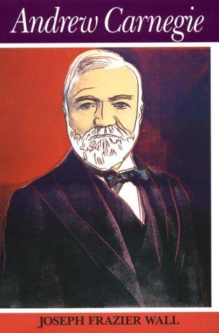 9780822959045: Andrew Carnegie