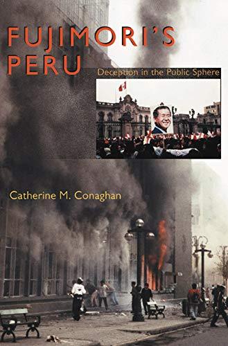 9780822959434: Fujimori's Peru: Deception in the Public Sphere (Pitt Latin American Series)